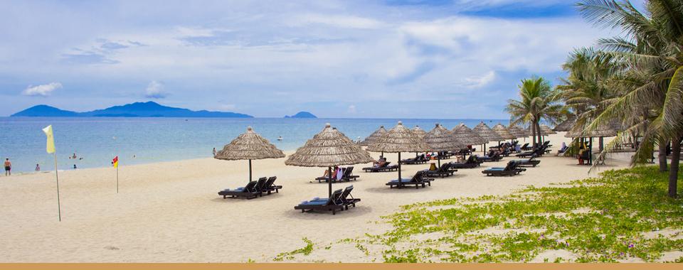 Strandvakantie: Vietnam Strandvakantie Hoi An Beach Resort