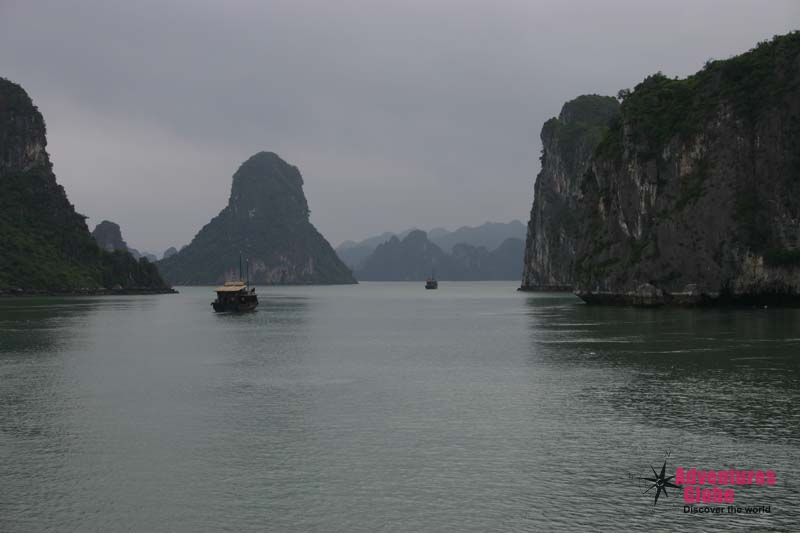 how to get to halong bay from ho chi minh